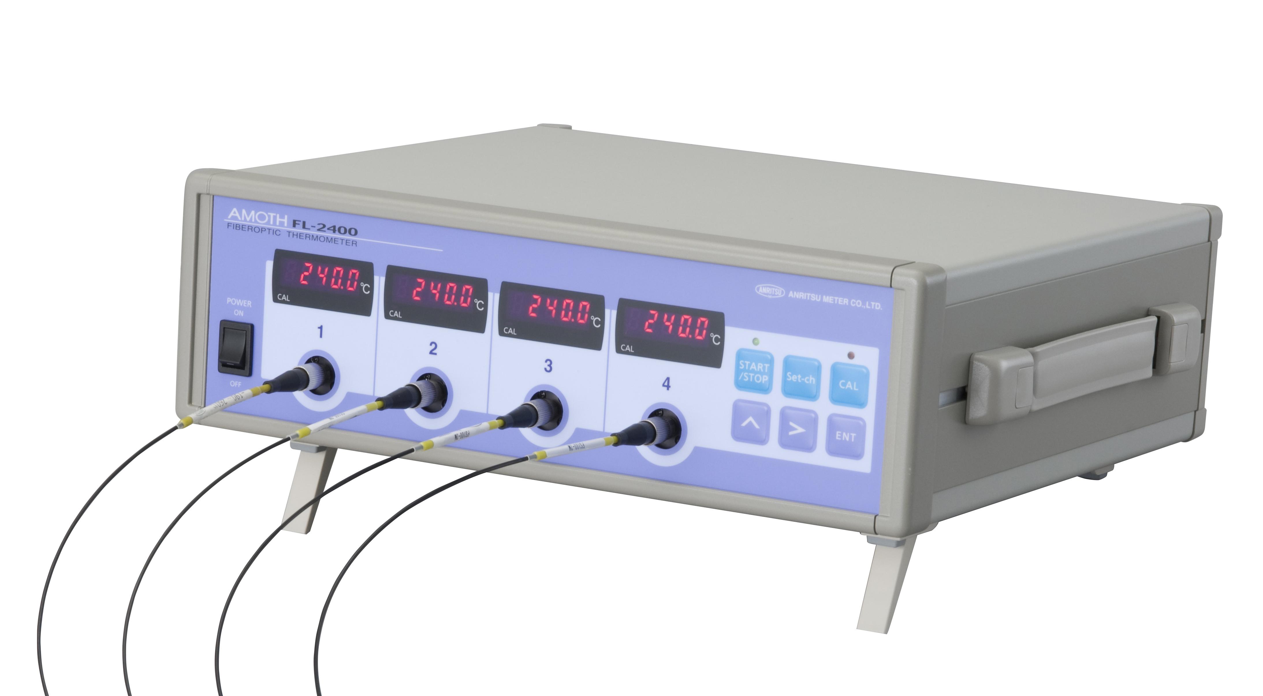 安立計器株式会社 温度計の専門メーカー fl 2400