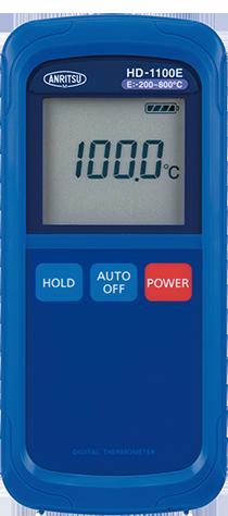 便携式温度计HD-1100E / 1100K